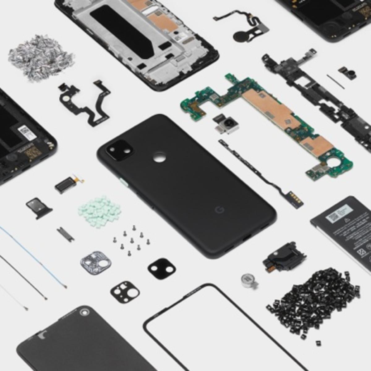 Google offre ces superbes affiches Pixel à certains fans