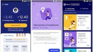 Google Teste Actuellement L'application Task Mate En Inde Qui Permettra