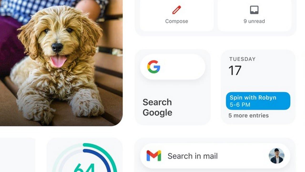 Google va bientôt déployer de nouveaux widgets pour Gmail, Google Drive et Fit pour les utilisateurs iOS