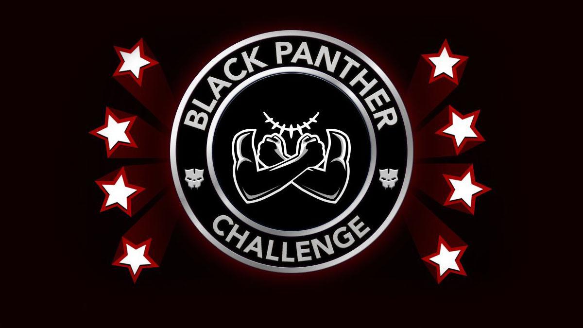 Guide Du Défi Bitlife Black Panther