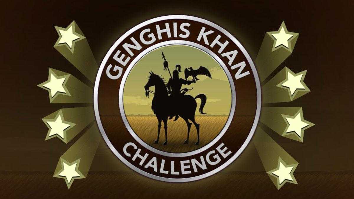 Guide Du Défi Bitlife Genghis Khan