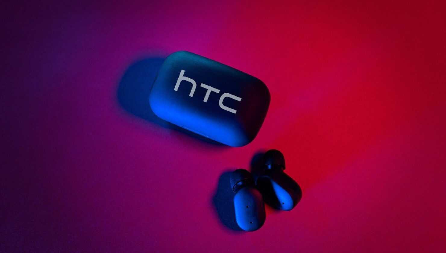 Écouteurs sans fil HTC