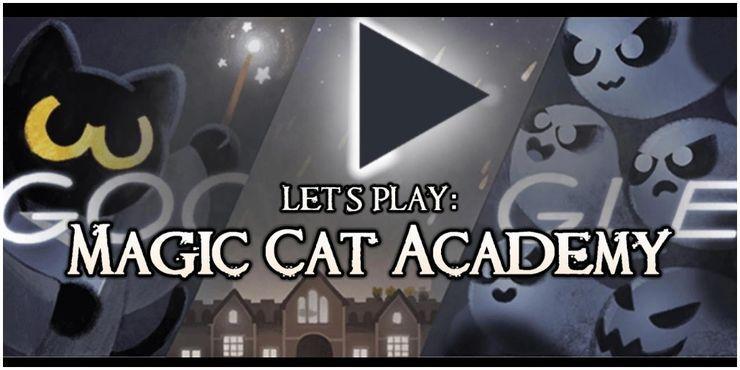 Halloween 2016 Cat Wizard