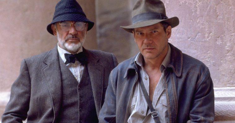 Harrison Ford Se Souvient De Son Père Indiana Jones Sean