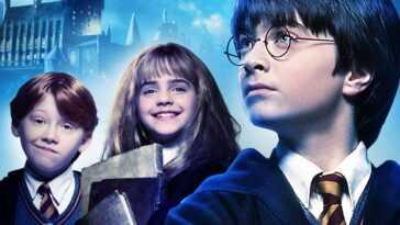 Harry Potter Et Le Réalisateur De La Pierre Du Sorcier