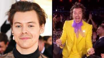 Harry Styles Remporte Trois Nominations Aux Grammy Awards