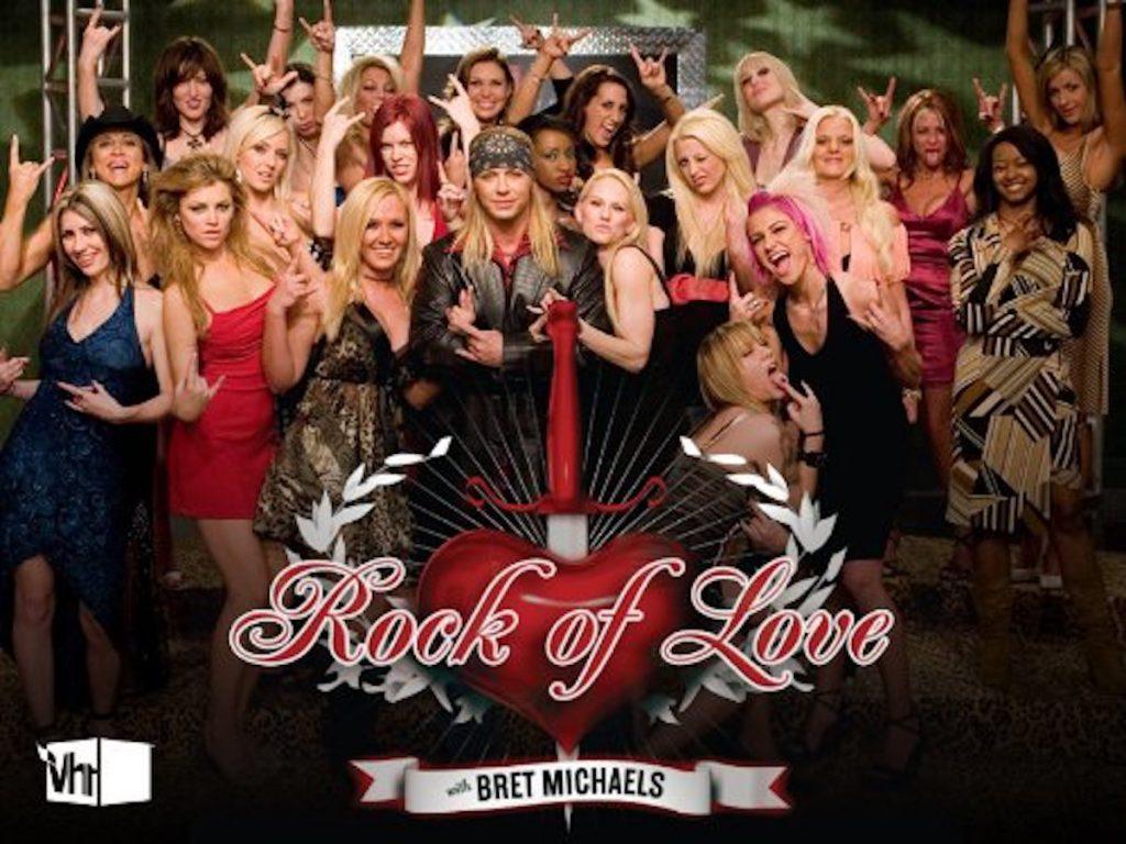Casting de la saison 1 de Rock of Love