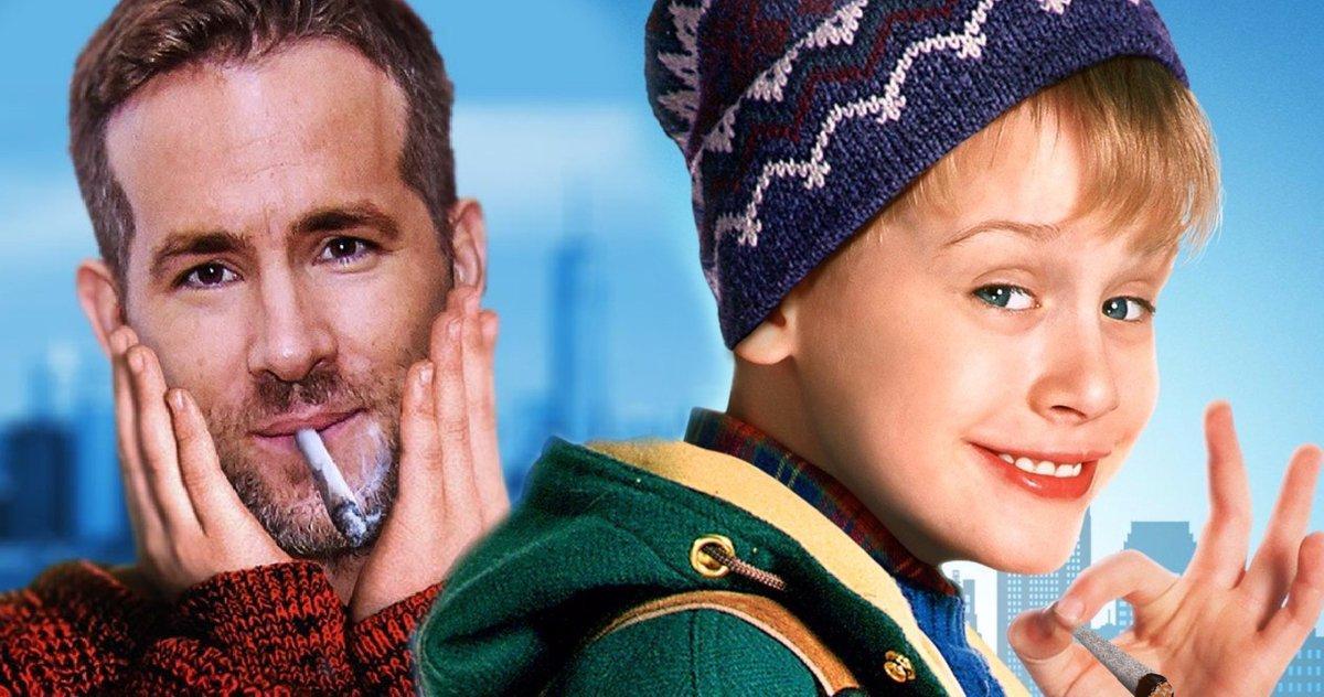 Home Alone Le Réalisateur Qualifie Stoned Alone De Ryan Reynolds
