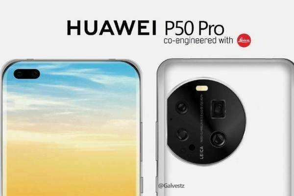 Huawei P50: Le Produit Phare Recevra T Il Un Nouveau Type De