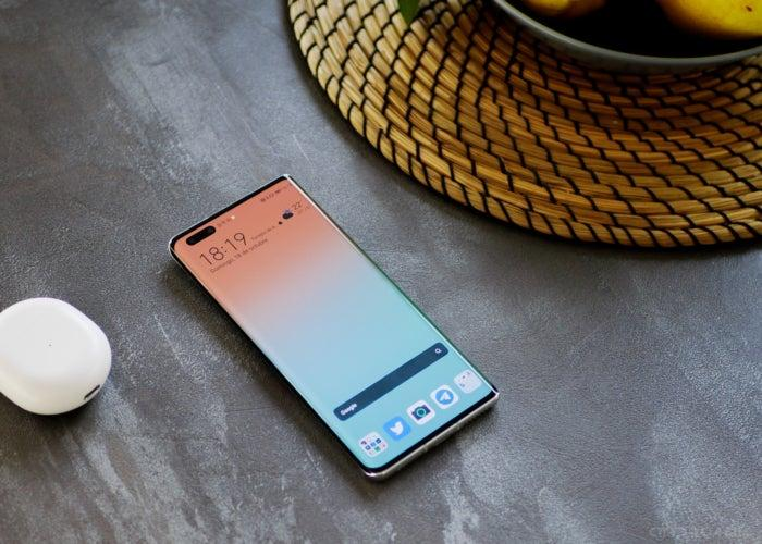 Huawei Mate40 Pro, écran