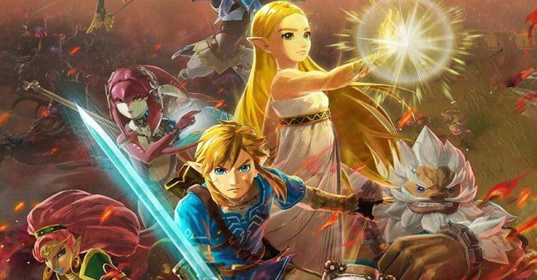 Hyrule Warriors: Age Of Calamity Comment Guérir