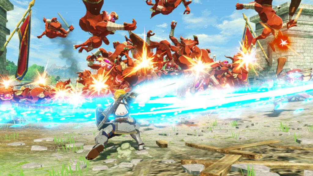Hyrule Warriors: Age Of Calamity Comment Parer