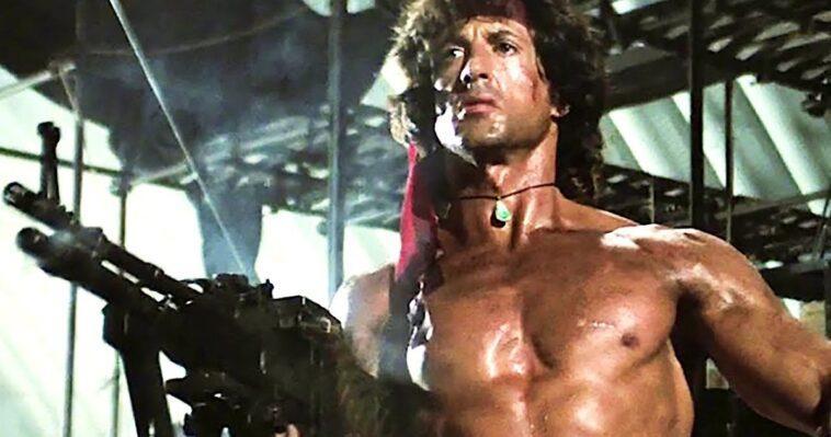 Il N'y A Qu'une Seule Façon Pour Rambo De Continuer,