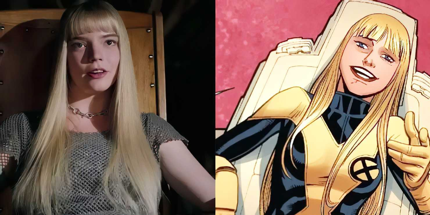Illyana Rasputin (magik) The New Mutant