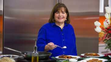 Ina Garten Thanksgiving