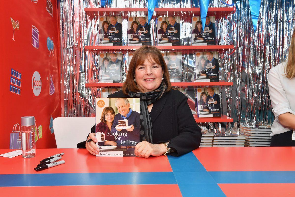 Ina Garten attends the Food Network