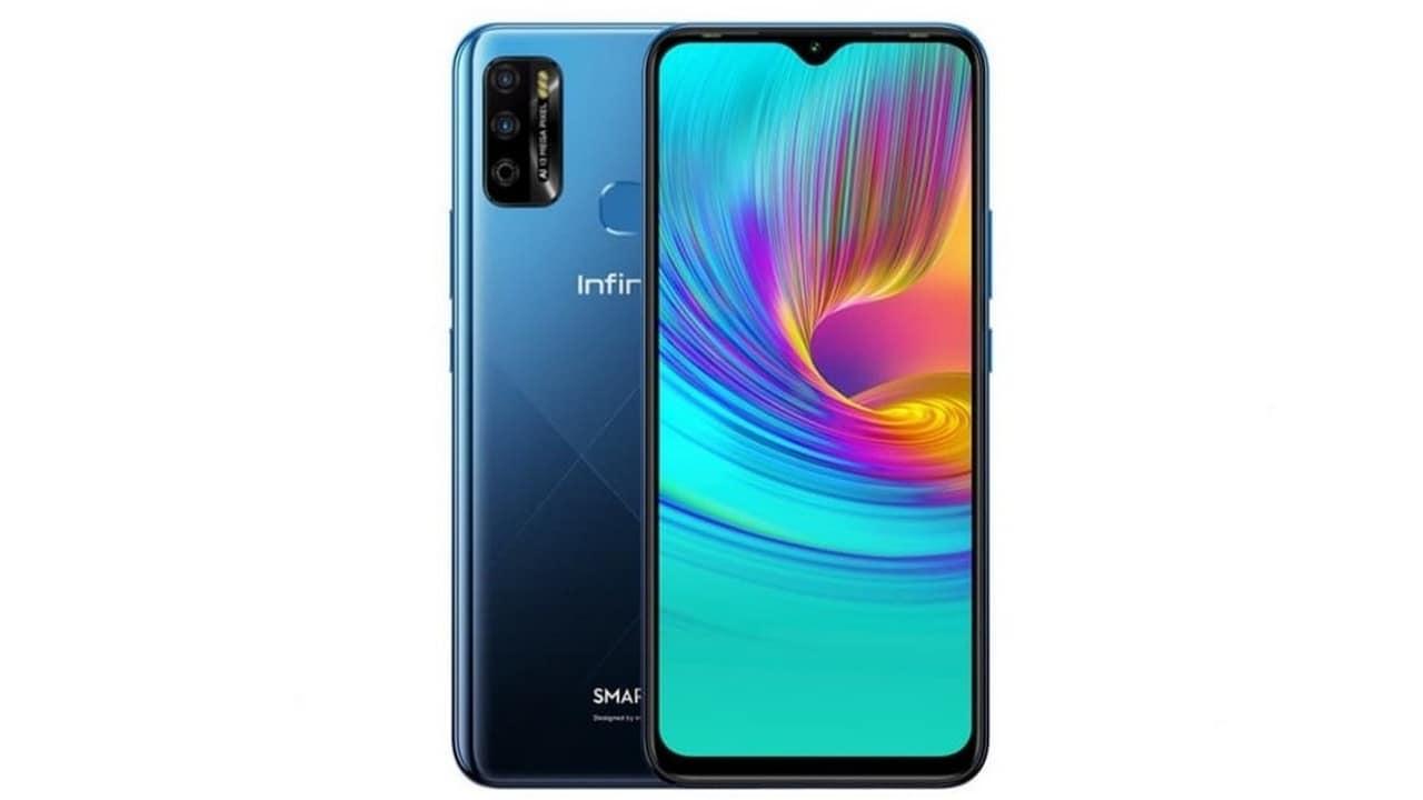 Infinix Smart 4 avec une batterie de 6000 mAh lancée en Inde au prix de Rs 6,999