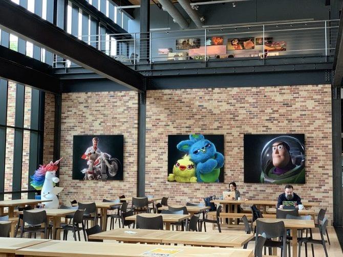 Inside Pixar Suit D'autres Docu Séries Disney Pour Présenter Le Travail