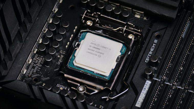 Intel Comet Lake S 10600k, 10900k Review (?): Le Dilemme