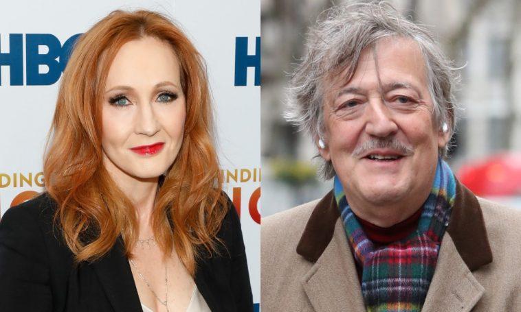 Jk Rowling Annonce Stephen Fry Pour Le Livre Audio Ickabog