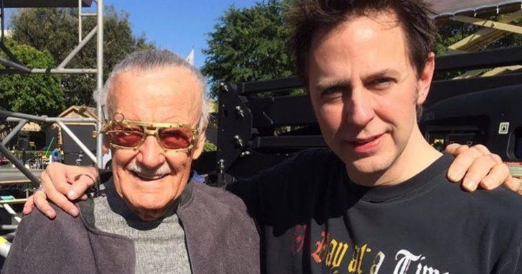 James Gunn Rend Hommage à Stan Lee De Marvel à