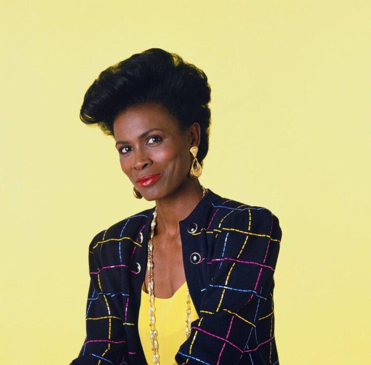 Janet Hubert in Fresh Prince of Bel-Air