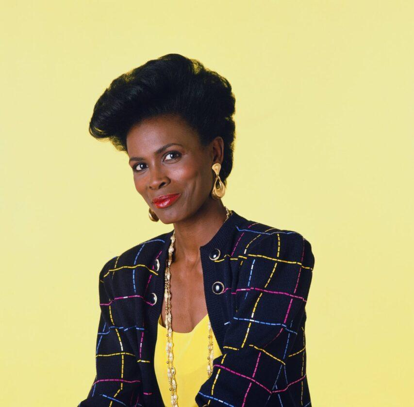 Janet Hubert in Fresh Prince of Bel-Air