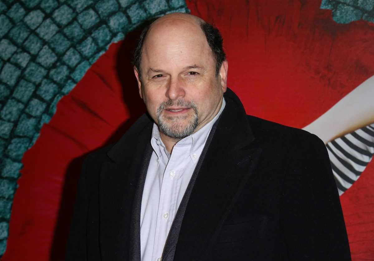 Jason Alexander attends opening night of