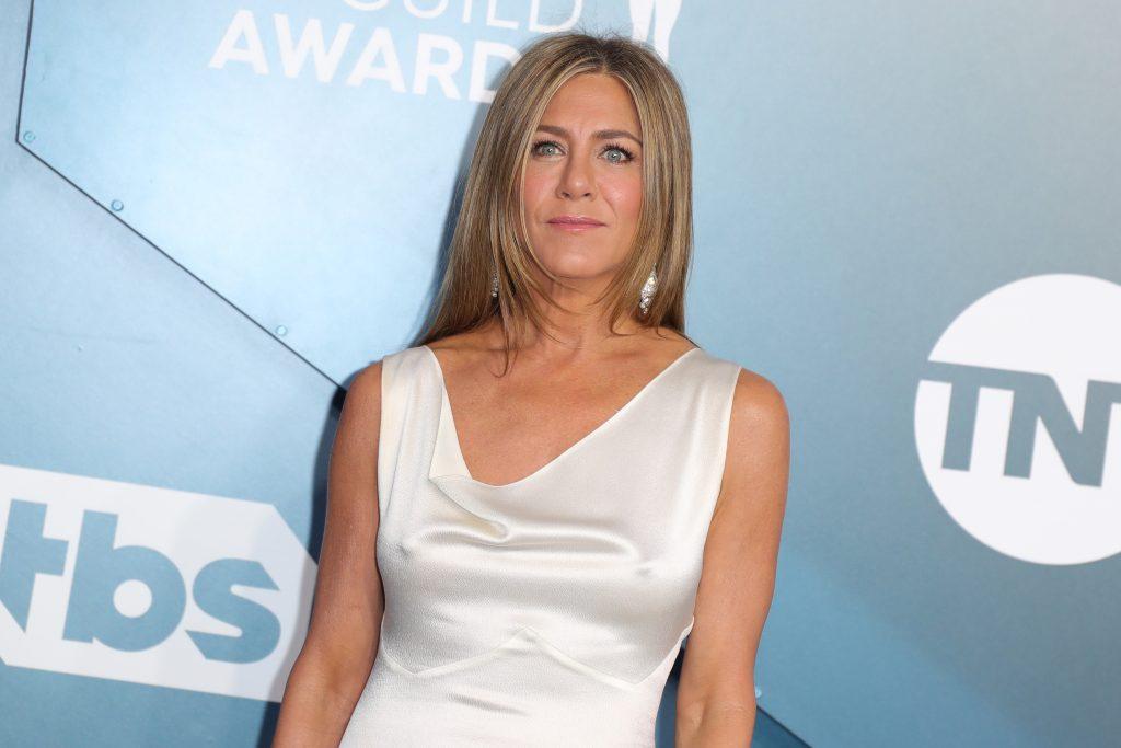 Jennifer Aniston |  Leon Bennett / Getty Images