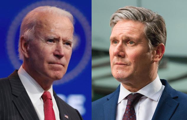 Joe Biden, Keir Starmer Et Kamala Harris Soulignent La Journée