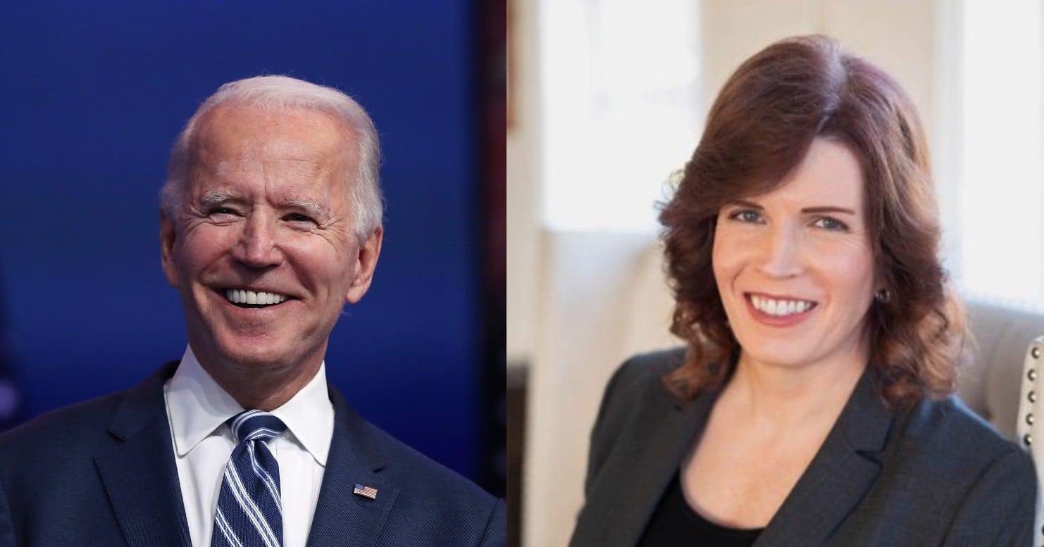 Joe Biden Choisit Le Vétéran Trans Shawn Skelly Pour L'équipe