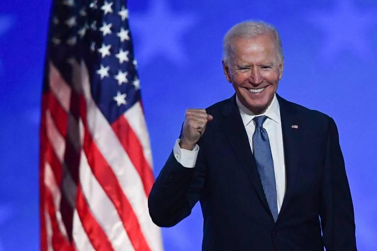 Joe Biden Remporte Les élections Et Renvoie Trump Chez Lui