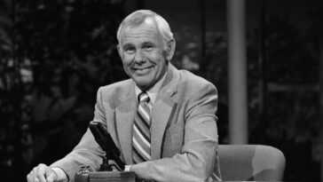 Johnny Carson on The Tonight Show