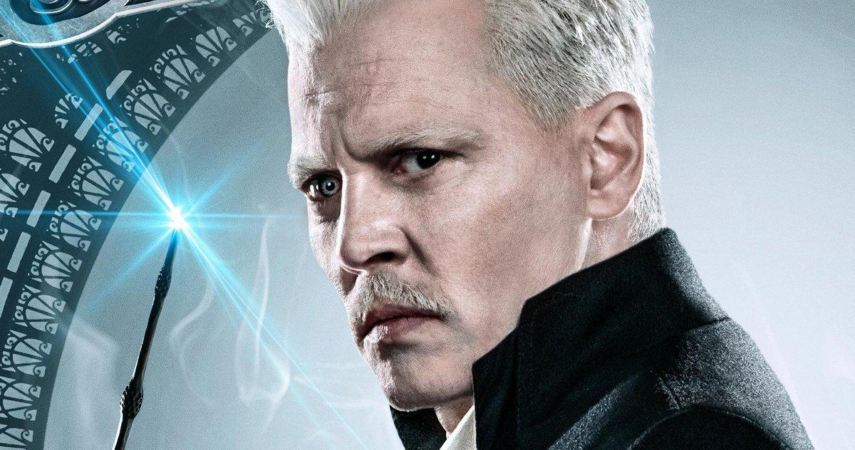 Johnny Depp Forcé De Quitter La Franchise Fantastic Beasts
