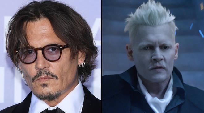 Johnny Depp quitte la franchise Fantastic Beasts, contraint de démissionner par Warner Bros
