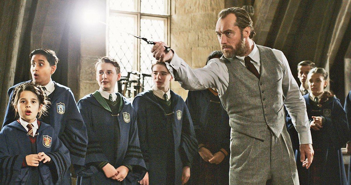 Jude Law Se Sent Béni De Revenir En Tant Que