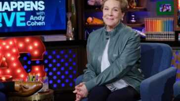 The Sound of Music cast member Julie Andrews