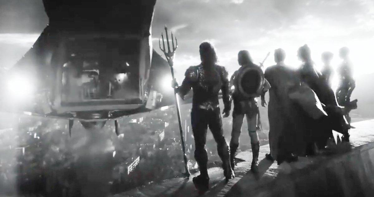 Justice League De Zack Snyder Pour Obtenir Une Version Imax