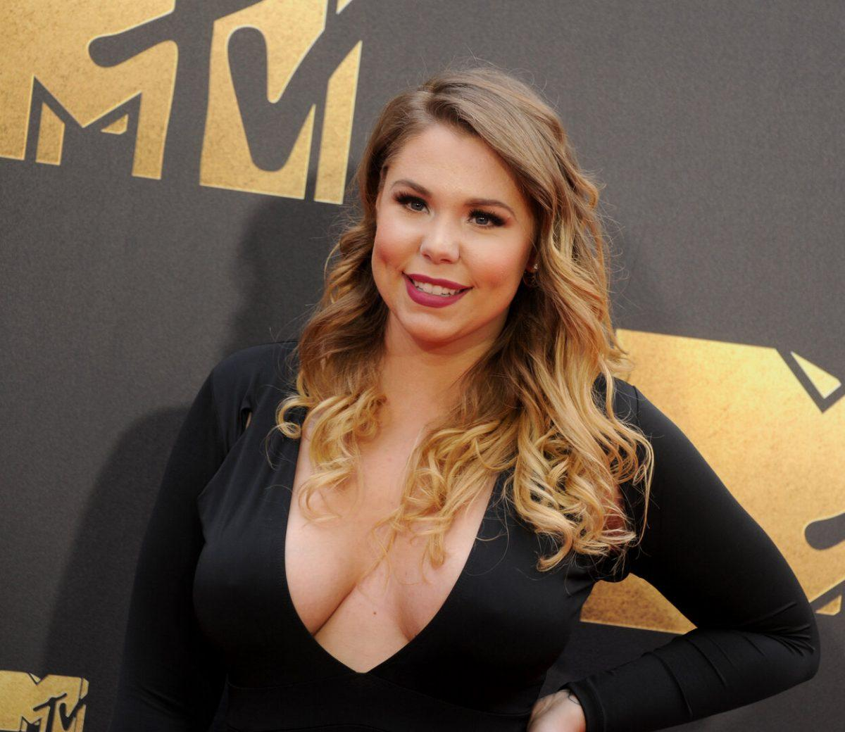 Kailyn Lowry aux MTV Movie Awards 2016