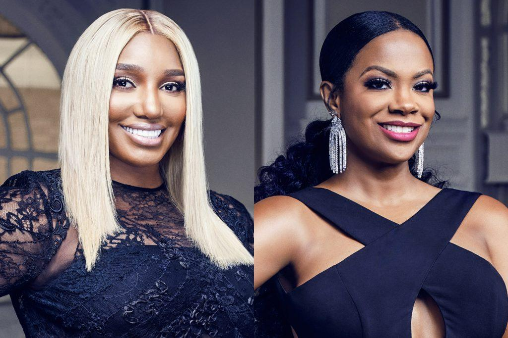 Nene Leakes and Kandi Burruss.
