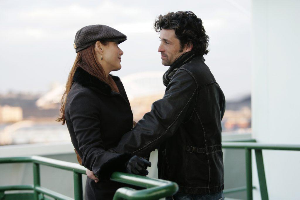 'Grey's Anatomy' Kate Walsh et Patrick Dempsey