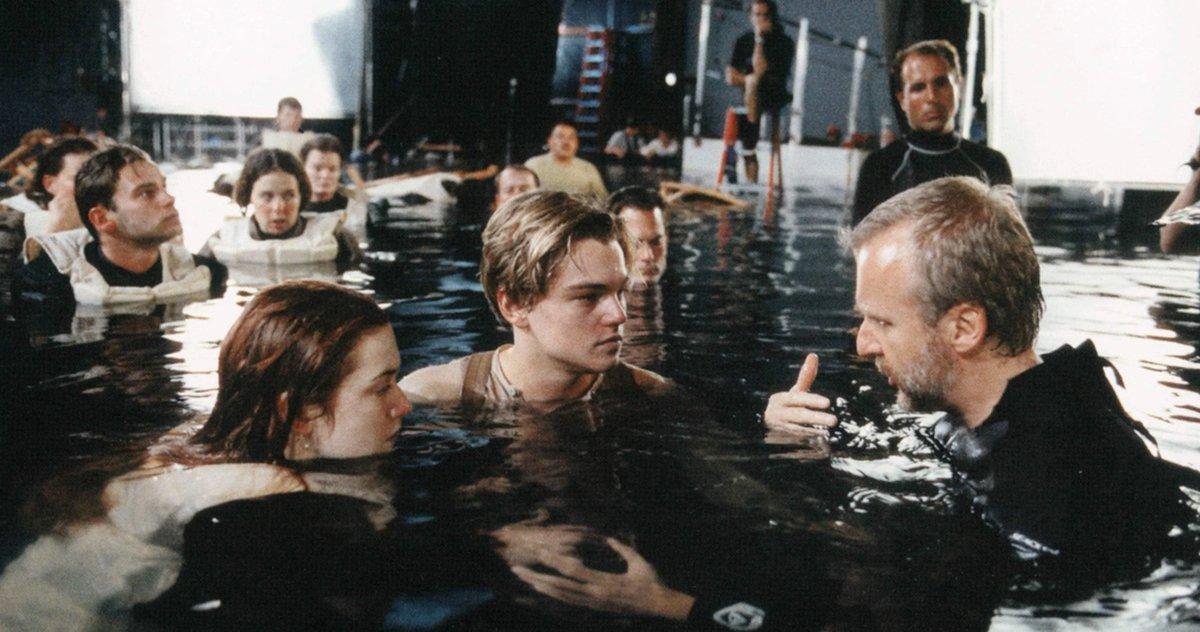 Kate Winslet Pense Que James Cameron S'est Beaucoup Relaxé Entre