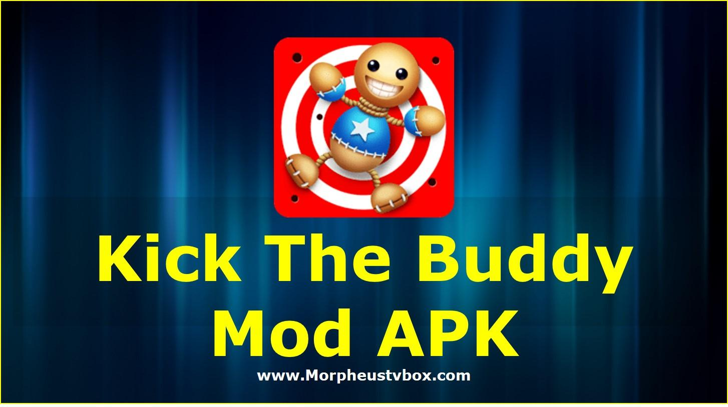 Kick The Buddy Mod Apk: Kick Pour Se Débarrasser De