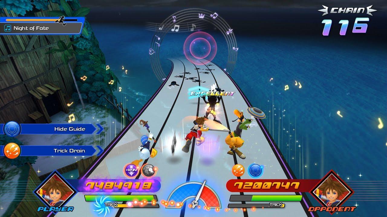 Kingdom Hearts: Melody Of Memory Combien De Temps Faut Il