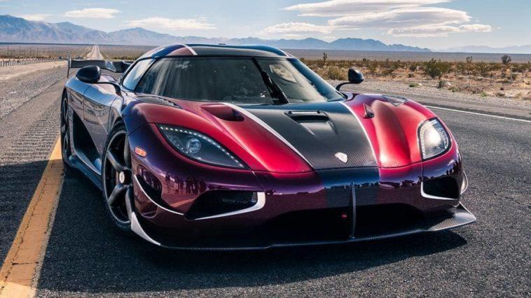 Koenigsegg Nous Rappelle Que L'agera Rs Est Toujours La Voiture