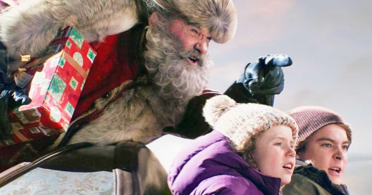 Kurt Russell Veut Que Le Père Noël Soit Le Dernier