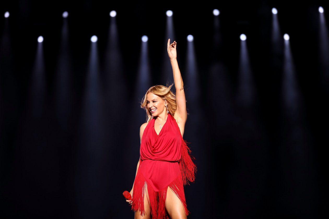 Kylie Minogue Se Bat Pour Les Droits Des Trans Avec