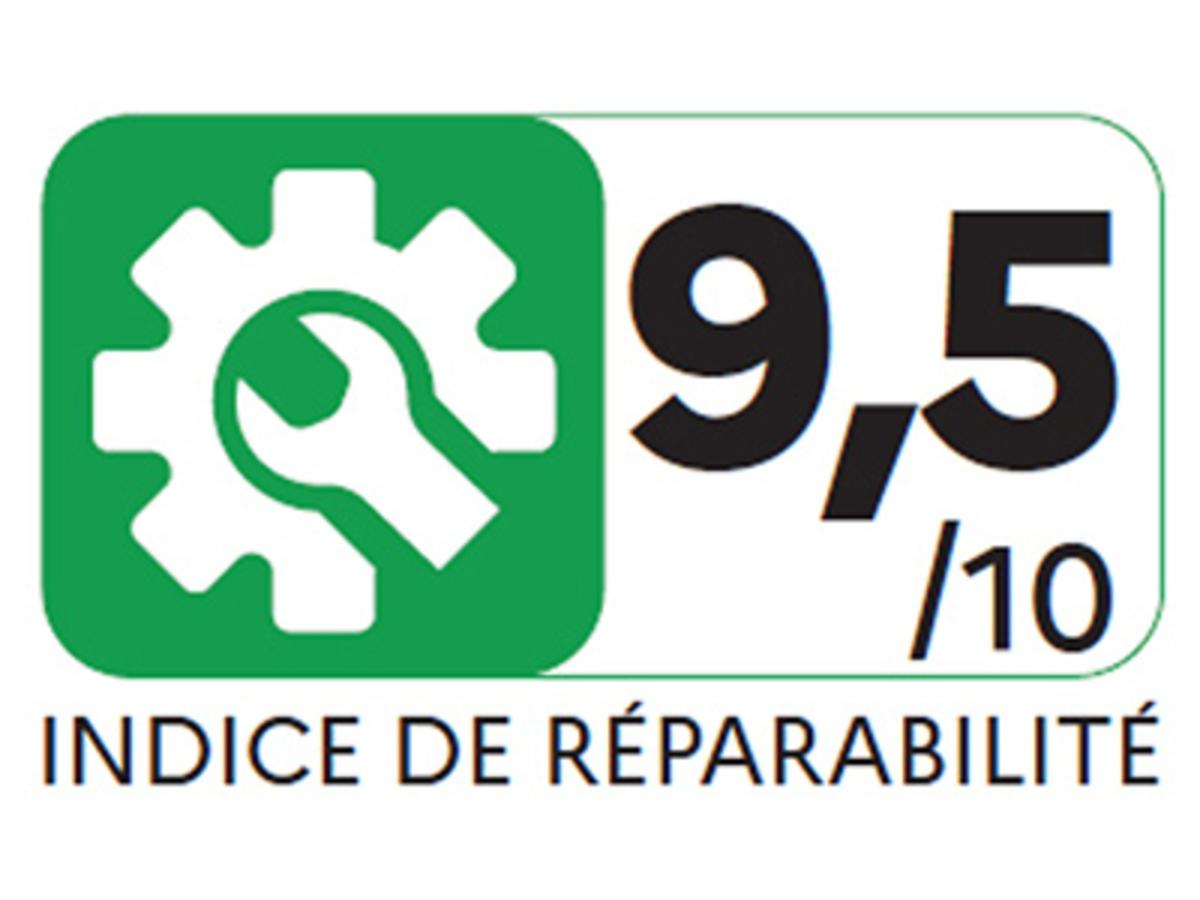Label d'indice de réparabilité en France