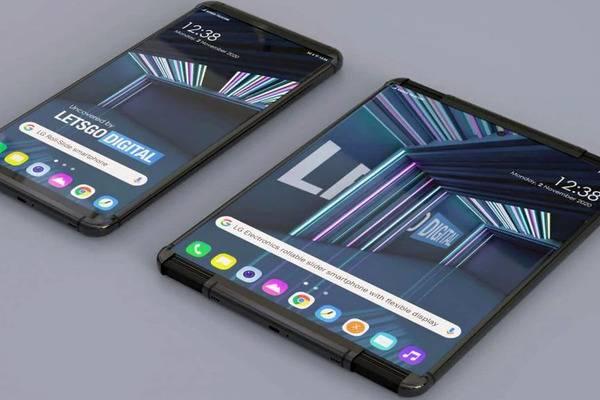 """Lg """"projet B"""": Smartphone Avec écran Enroulable En Mars 2021?"""