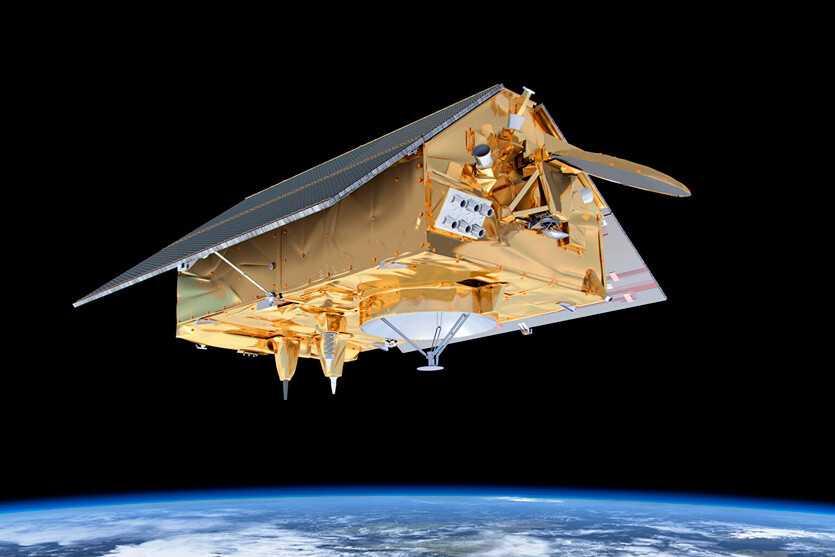 La 100e mission du Falcon 9 de SpaceX a été de mettre en orbite ce curieux satellite en forme de «maison»